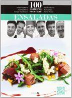 100 maneras de cocinar ensaladas-karlos arguiñano-eva arguiñano-9788496177826