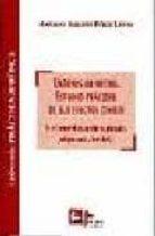 uniones de hecho: estudio practico de sus efectos civiles-antonio alberto perez ureña-9788496261426