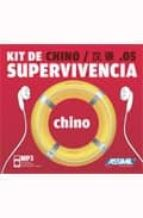 chino, kit de supervivencia (libreto + cd mp3)-m. luise latsch-9788496481626