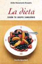 la dieta del grupo sanguineo-anita hessmann-kosaris-9788496829626
