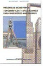 practicas de metodos topograficos y aplicaciones para ingenieros agronomos-aurea gallego salguero-miguel sanchez marco-9788497057226