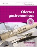ofertas gastronomicas ana maria lopez alonso lorena carabias muñoz elena diaz paniagua 9788497328326