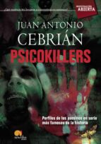 psicokillers-juan antonio cebrian-9788497636926