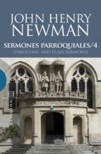 sermones parroquiales / 4 (ebook)-john henry newman-9788499205526
