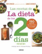 las recetas de la dieta de los dos días (ebook)-mimi spencer-9788499446226