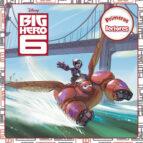 big hero 6. primeros lectores-9788499516226