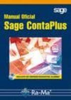 manual oficial sage contaplus 9788499642826