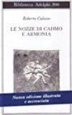 le nozze di cadmo e armonia-roberto calasso-9788845918926