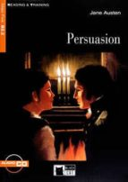persuasion. book +cd 9788853005526