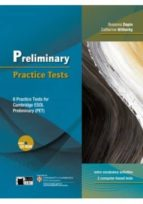 preliminary english test. practice test + 2 cd-rom-9788853012326