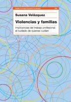 violencias y familias (ebook) susana velazquez 9789501200126
