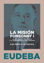 la misión ponsonby i (ebook) luis alberto de herrera 9789502326726