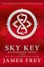 sky key (endgame 2) james frey 9780007585236