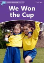 we won the cup (dolphin readers 4)-9780194478236