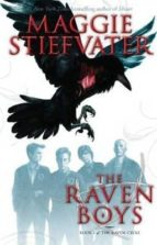 raven cycle 1: raven boys-maggie stiefvater-9780545424936