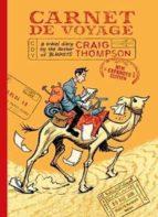 carnet de voyage craig thompson 9780571336036