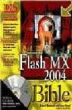 FLASH MX 2004 BIBLE (INCLUDES CD)