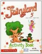 fairyland 5 activity pack primary 3rd cycle with iebook-9780857779236