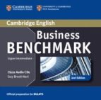 business benchmark (2nd edition) upper intermediate. class audio cds guy brook hart norman whitby 9781107680036
