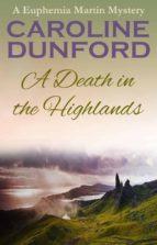 a death in the highlands (ebook) caroline dunford 9781909520936