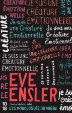 je suis une créature émotionnelle (ebook)-eve ensler-9782264055736