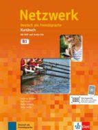 netzwerk b1 kursbuch mit dvd und 2 audio cds b1 9783126050036