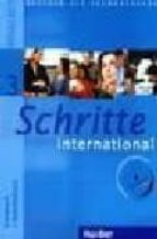 schrite international 3 kb + ab +cds. ab-9783190018536