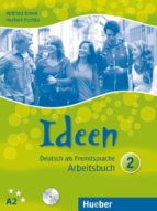ideen 1 arbeitsb. + cd z ab (libro ejercicios)-9783190118236