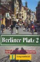 berliner platz 2. cassette del libro del alumno (cassette)-9783468478536