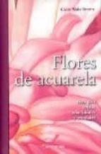 flores de acuarela-claire waite brown-9783836502436
