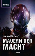 space-thriller 4: mauern der macht (ebook)-konrad schaef-9783845332536