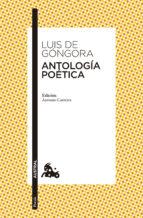 antología poética-luis de gongora-9788408133636