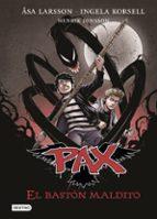 pax 1: el baston maldito-asa larsson-ingela korsell-9788408137436