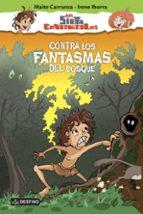 los siete cavernícolas 3 :contra los fantasmas del bosque-maite carranza-irene iborra-9788408150336