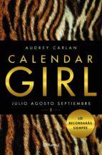 calendar girl 3-audrey carlan-9788408159636