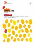 cuadernos educacion primaria ortografía aurora usero letrilandia 4 9788414010136