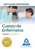 cuerpo de enfermeros de instituciones penitenciarias. temario (vol. 2)-9788414204436