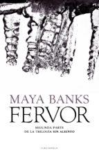 fervor: sin aliento ii-maya banks-9788415410836