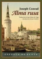 alma rusa-joseph conrad-9788416034536