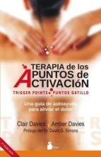 terapia de los puntos de activacion trigger points o puntos gatillo clair davies 9788416233236