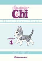 el dulce hogar de chi (volumen 4)-konami kanata-9788416543236
