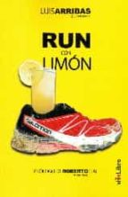 run con limon luis arribas 9788416705436