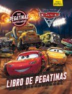 cars 3. libro de pegatinas-9788416913336