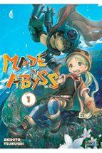 made in abyss nº 1 akihito tsukushi 9788417356736