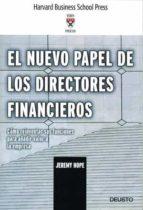 el nuevo papel de los directores financieros-jeremy hope-9788423424436