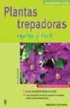 plantas trepadoras (rapido y facil) iris jachertz 9788425516436