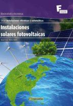 instalaciones solares fotovoltaicas miquel casa 9788426718136