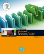 learning windows 8 with 100 practical exercises-9788426719836