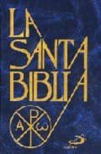 la santa biblia (novisima edicion)-evaristo martin nieto-9788428512336