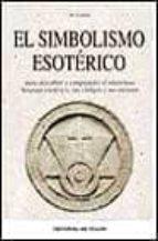 el simbolismo esoterico m. centeni 9788431527136